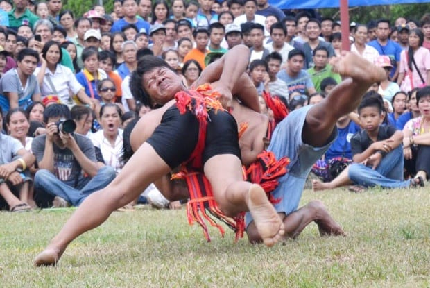 Bultong – The Filipino Traditional Wrestling Style