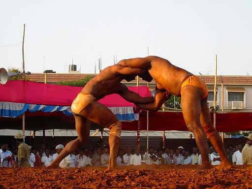Pehlwani – Ancient South Asian Wrestling