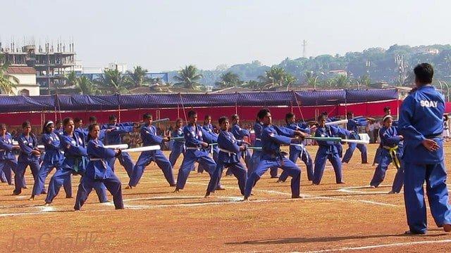 sqay martial art