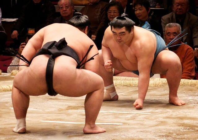 What Is A Sumo Wrestlers Diet?
